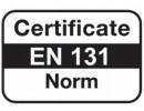 Сертифікат EN131