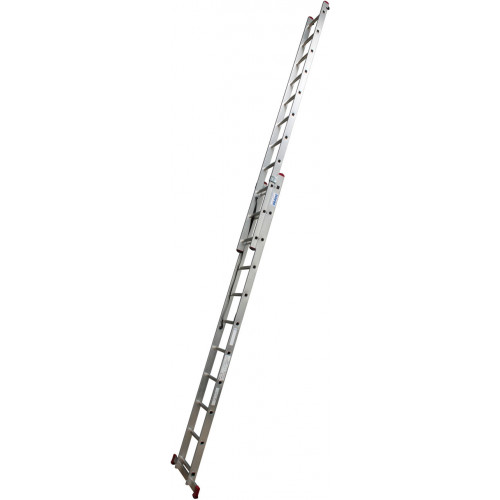 Универсальная 2-секционная лестница KRAUSE Corda 2x11 ст.