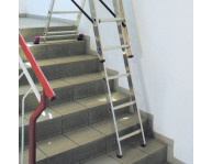 Функция установки на лестничных пролетах