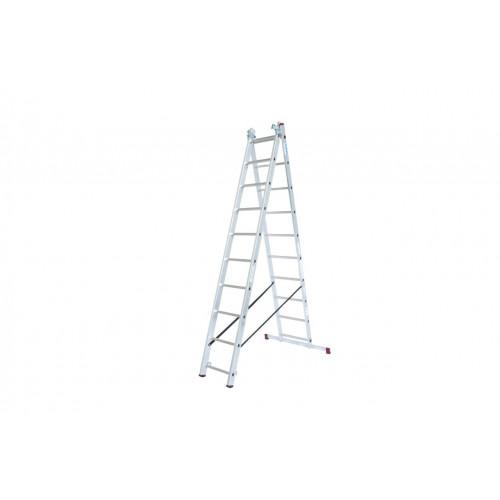 Универсальная 3-секционная лестница KRAUSE Corda 3х10 ст.