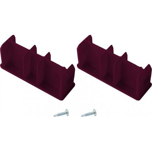 Верхній наконечник (пара) 77x25 мм KRAUSE Corda