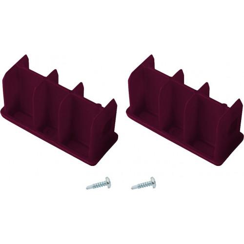 Верхній наконечник (пара) 64x25 мм KRAUSE Corda