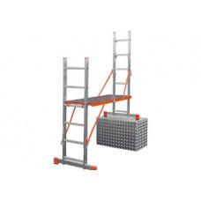 Строительный лестничный помост KRAUSE VarioTop 2x6 ст.