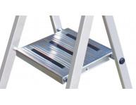 Алюминиевая платформа с противоскользящим рифлением