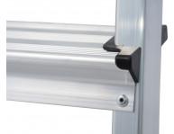 Клепане з'єднання сходинок з боковинами (40х20 мм)