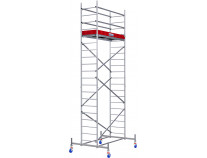 Алюминиевая вышка-тура KRAUSE ProTec 6,3 метра