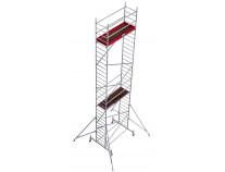 Алюмінієва вишка-тура KRAUSE ProTec 9,3 метра