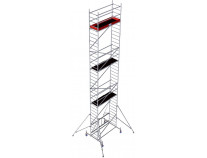 Алюминиевая вышка-тура KRAUSE ProTec XS 10,8 метра