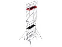 Алюмінієва вишка-тура KRAUSE ProTec XS 8,8 метра