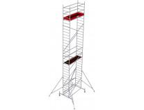 Алюминиевая вышка-тура KRAUSE ProTec XS 9,8 метра