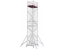 Алюминиевая вышка-тура KRAUSE ProTec XXL 10,3 метра