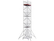 Алюминиевая вышка-тура KRAUSE ProTec XXL 11,3 метра