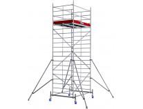Алюминиевая вышка-тура KRAUSE ProTec XXL 6,3 метра