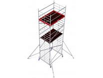 Алюминиевая вышка-тура KRAUSE ProTec XXL 7,3 метра