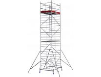 Алюмінієва вишка-тура KRAUSE ProTec XXL 8,3 метра