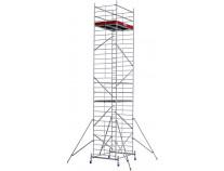 Алюмінієва вишка-тура KRAUSE ProTec XXL 9,3 метра