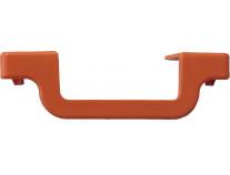 Накладка краю сходинки (оранжева, права) KRAUSE Monto