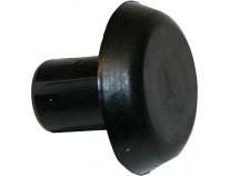 Грибовидна заглушка для стремянки (чорна) KRAUSE Monto