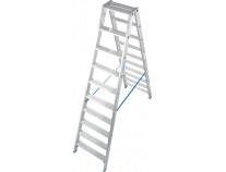 Двостороння стремянка KRAUSE Stabilo 2x10 сходинок