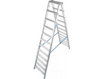 Двостороння стремянка KRAUSE Stabilo 2x12 сходинок