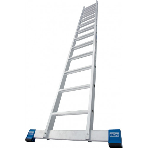 Приставная лестница с широкими ступенями KRAUSE Stabilo 12 ст.