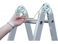 Система приводу в дію шарнірів однією рукою (SpeedMatic)