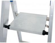 Алюминиевая платформа с противоскользящим рифлением и защитой соединения