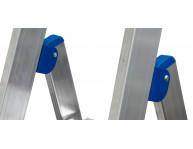 Высокотехнологичное металлическое шарнирное соединение с охватом боковин