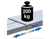 Навантаження до 200 кг