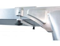 Кріплення для фіксації телескопічного майданчика