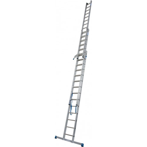 Універсальна 3-секційна драбина KRAUSE Stabilo 3х14 сх.