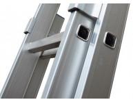 Алюмінієвий профіль 77х25 мм