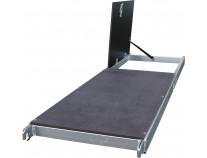 Платформа з люком 2x0,63 м для вишок-тура KRAUSE Stabilo