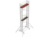Вышка-тура KRAUSE Stabilo серии 10 (2,5х0,75 м), 10,4 метра