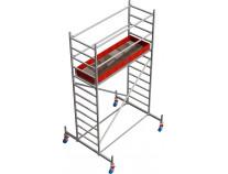 Вышка-тура KRAUSE Stabilo серии 10 (2х0,75 м), 4,4 метра