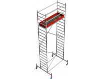 Вышка-тура KRAUSE Stabilo серии 10 (2х0,75 м), 6,4 метра