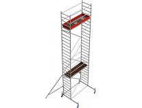 Вышка-тура KRAUSE Stabilo серии 10 (2х0,75 м), 8,4 метра
