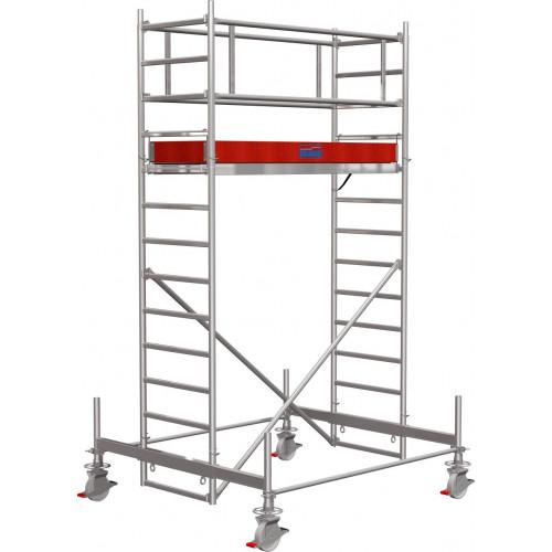 Вышка-тура KRAUSE Stabilo серии 100 (2,5х0,75 м), 4,4 метра