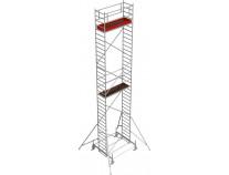 Вышка-тура KRAUSE Stabilo серии 100 (2х0,75 м), 10,4 метра