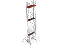 Вышка-тура KRAUSE Stabilo серии 100 (2х0,75 м), 11,4 метра