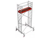 Вышка-тура KRAUSE Stabilo серии 100 (2х0,75 м), 5,4 метра