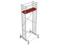 Вышка-тура KRAUSE Stabilo серии 100 (2х0,75 м), 6,4 метра