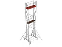 Вышка-тура KRAUSE Stabilo серии 100 (2х0,75 м), 9,4 метра