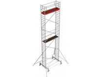 Вышка-тура KRAUSE Stabilo серии 100 (3х0,75 м), 10,4 метра