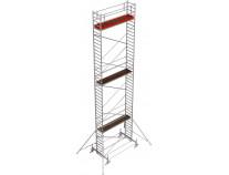Вышка-тура KRAUSE Stabilo серии 100 (3х0,75 м), 12,4 метра