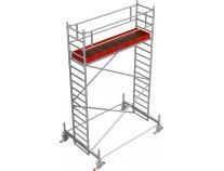 Вышка-тура KRAUSE Stabilo серии 100 (3х0,75 м), 5,4 метра
