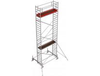 Вышка-тура KRAUSE Stabilo серии 100 (3х0,75 м), 8,4 метра