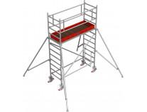 Вышка-тура KRAUSE Stabilo серии 1000 (2,5х0,75 м), 4,3 метра