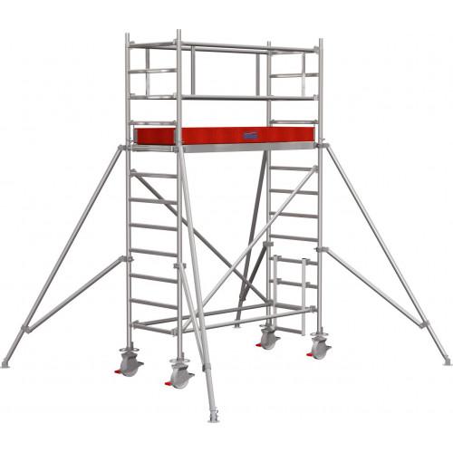 Вишка-тура KRAUSE Stabilo серії 1000 (2,5х0,75 м), 4,3 метра