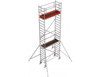 Вышка-тура KRAUSE Stabilo серии 1000 (2,5х0,75 м), 7,3 метра